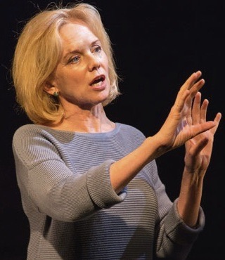 Linda Purl Production Shot