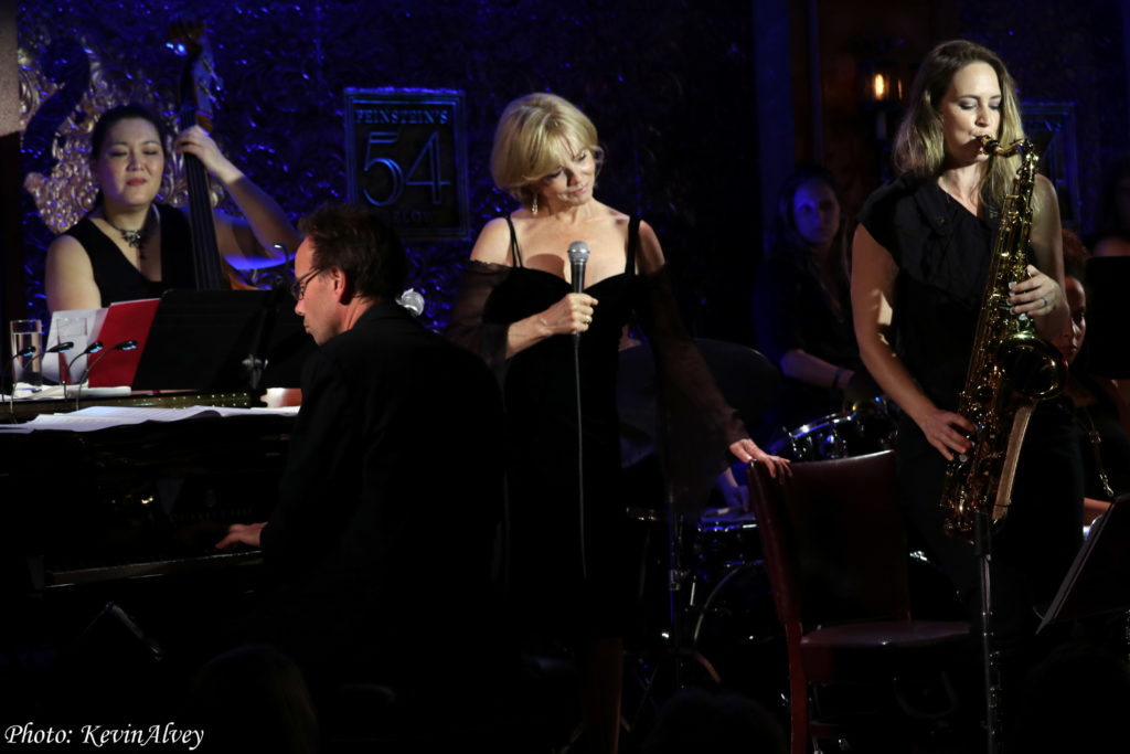 Linda Purl & The Diva Jazz Orchestra [Live]