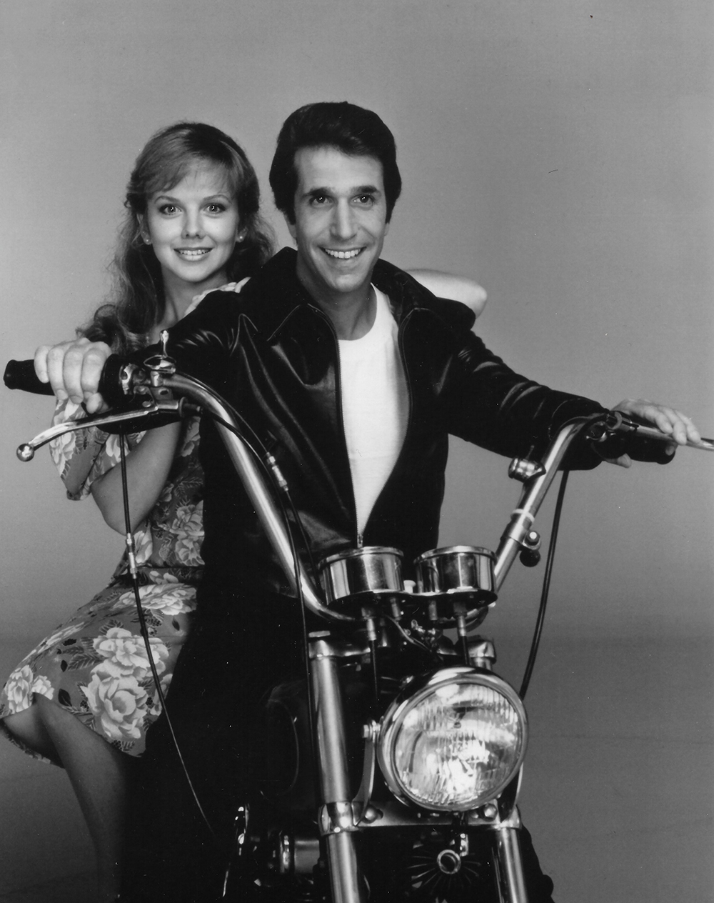 Linda and The Fonz