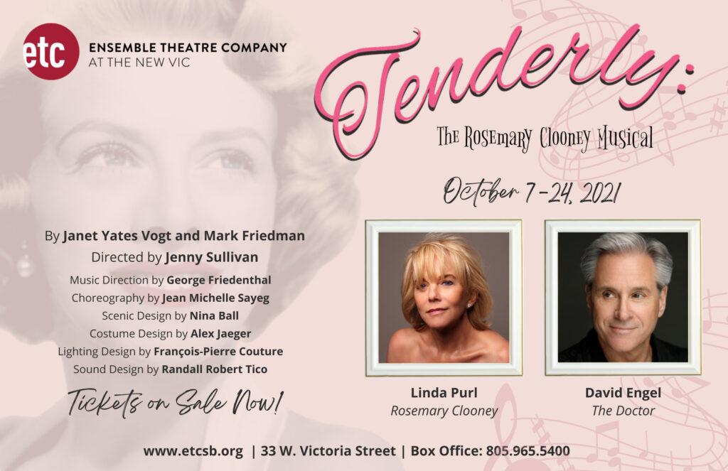 Linda Purl in Tenderly